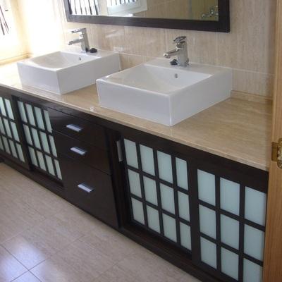 ideas de lavabos y armarios de baño Ideas Y Fotos De Armario Bao Bajo Lavabo Para Inspirarte