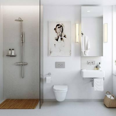 ¡Sácale el máximo partido a tu cuarto de baño pequeño!