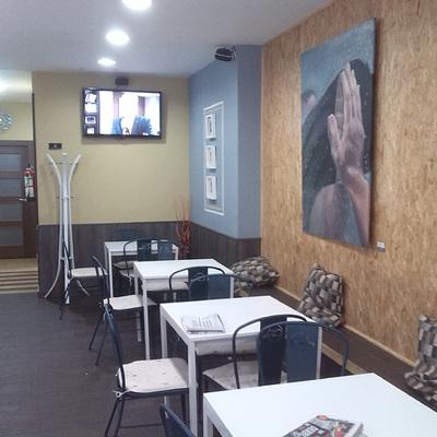 """Bar-Restaurante y Despacho de pan """"CASA COMÍN"""" en Zuera (Zaragoza)"""