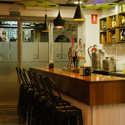 Bar Café en Cádiz