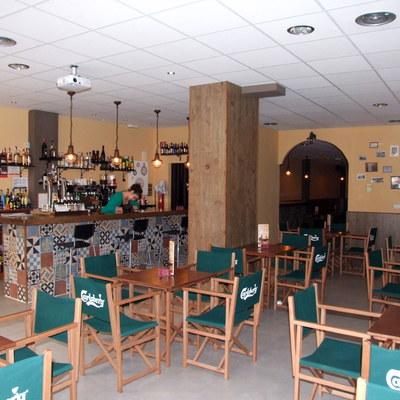 Licencia de obras y actividad para Bar Cafetería