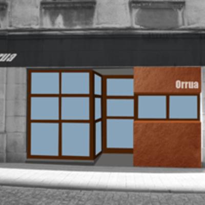 Bar ORRUA, calle Mayor, IRUN