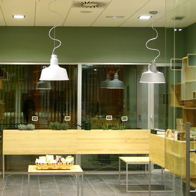 Diseño de una tienda muy natural