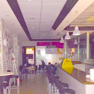 Licencia de apertura de BAR - CAFETERÍA