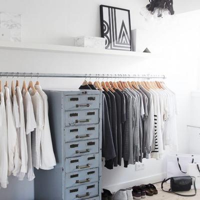 7 vestidores low cost que te dejarán sin aliento