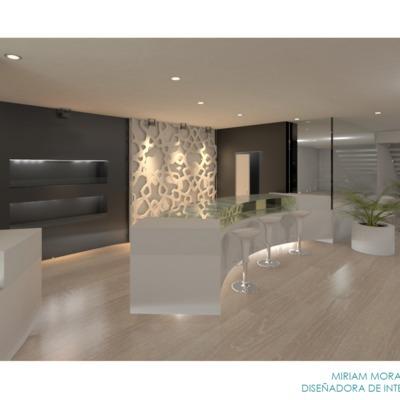 Diseño de cafeteria, en Madrid