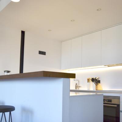 barra y cocina