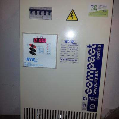 Estudio De Ahorro Energético, Ahorro Mediante La Instalación De Una Batería De Condensadores Y Optimización De Potencia Contratada