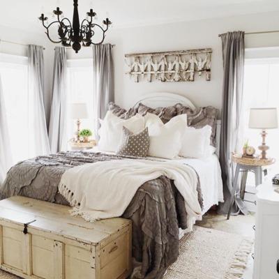 5 ideas para darle a tu dormitorio un toque rústico