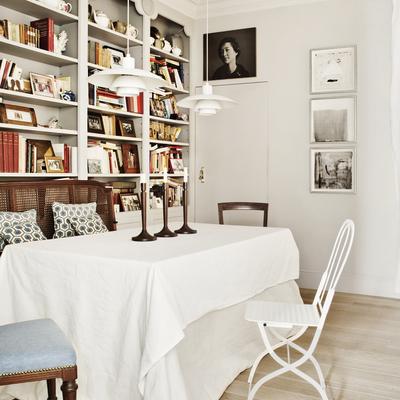 Biblioteca/comedor