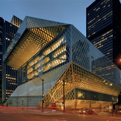 Biblioteca Seattle