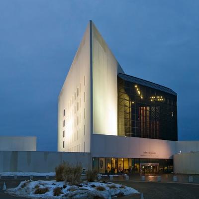"Ieoh Ming Pei: una apuesta por la arquitectura ""pura"""