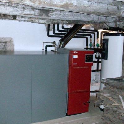 BIOHOME - Calefacción con Biomasa