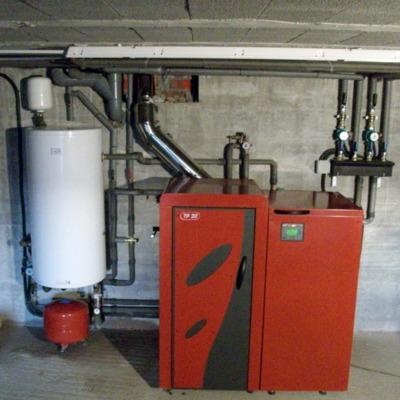 BIOHOME -Calefacción con Biomasa