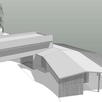 Proyecto de Reforma y Ampliación de una vivienda en Palau Sator.