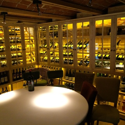 Bodega Restaurante Quintin En Madrid