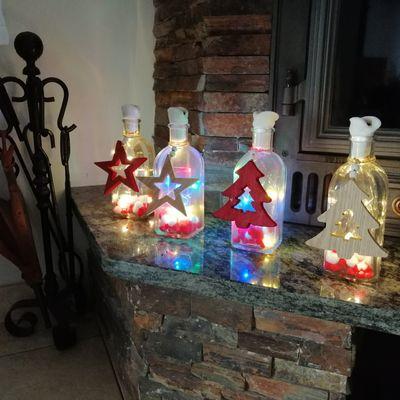 Bolas de nieve DIY para decorar tu casa este invierno