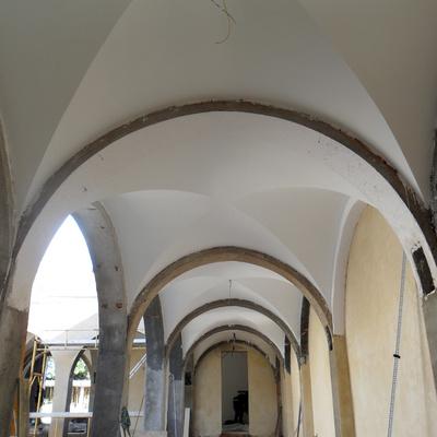 Bóvedas de Arista. Sotogrande