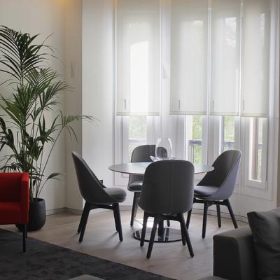 Una luminosa vivienda en el Retiro