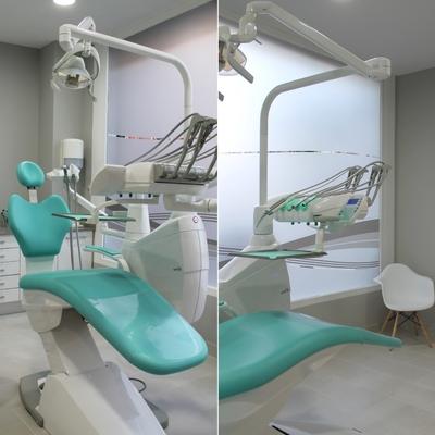 Calidez en una clínica dental