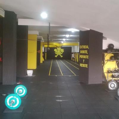 Pavimento De Caucho Gimnasios