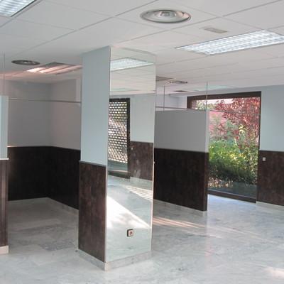 Reforma de local para Centro Médico en Las Rozas (Madrid)
