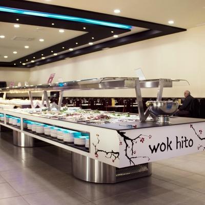 Buffet del Wok Hito