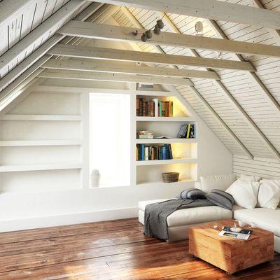 Buhardillas: espacios con encanto que revalorizan tu casa