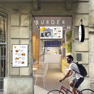 Burger Munch