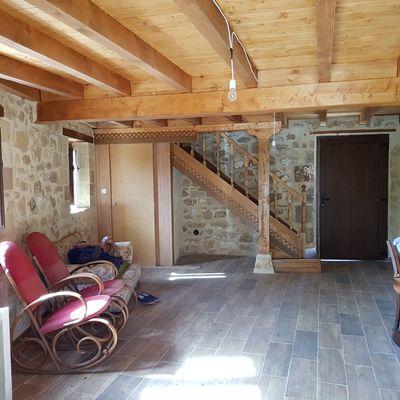 Obras realizadas de mi casas lonjas todo entar a vivir