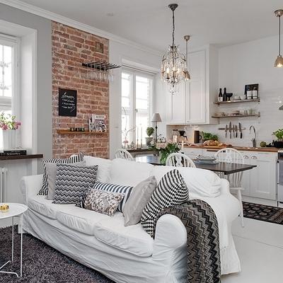 ¿Es una buena idea unir la cocina y el salón?