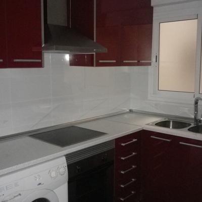 Reforma Cocina C/ islas canarias Valencia
