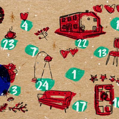 Calendario de Adviento - Día 9: un DIY chulo para estas fiestas