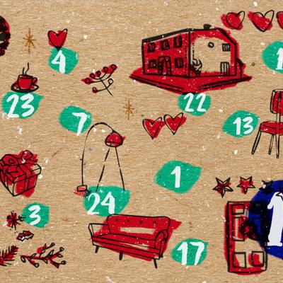 Calendario de Adviento - Día 10: para que tu vivienda se convierta en un hogar