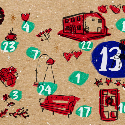 Calendario de Adviento - Día 13: el truco de una casa mínima que nos inspira al máximo