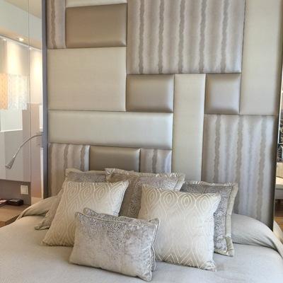Dormitorio principal Conde Orgaz en  Madrid