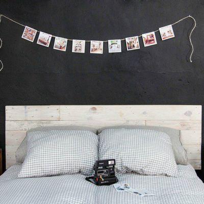 Cabeceros originales para un dormitorio con personalidad