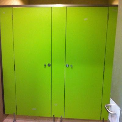Cabinas sanitarias para baños, Barcelona