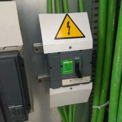 Instalacion eléctrica en nave industrial