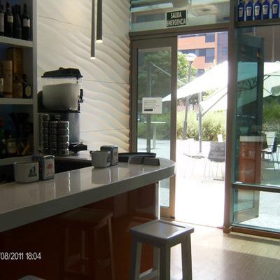 Café-Bar Con Terraza Braserito Plaza