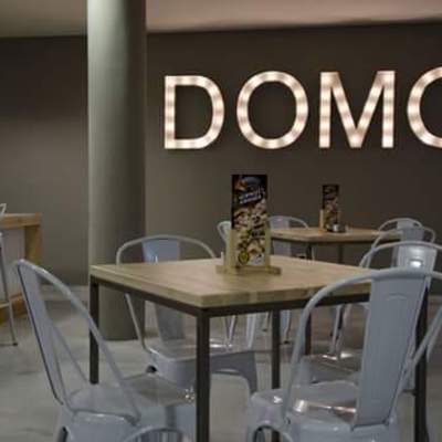 Cafetería DOMO