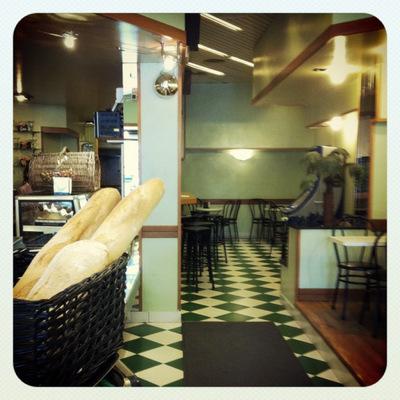 Cafetería Gernika