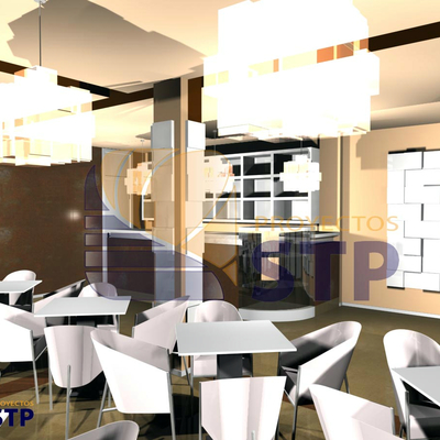 CAFETERIA/PASTELERIA  www.stp-proyectos.com