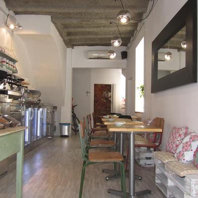 Cafeteria-Restaurant Chiars, Sant Cugat