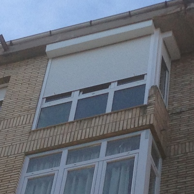 Cajones y persianas exteriores