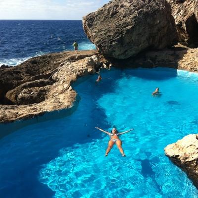Ideas de piscinas en illes balears para inspirarte for Piscinas naturales gran canaria