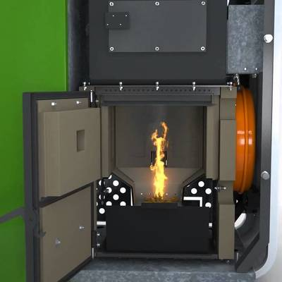 Instalaciones de Biomasa (pellets,cascara de almendra,hueso aceituna,etc)