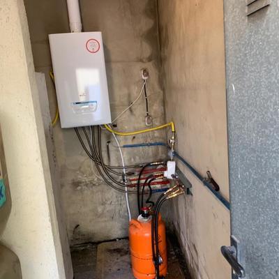 Cambio caldera de gasoil a gas natural