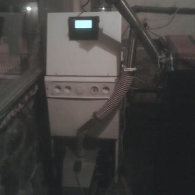 Calderas, estufas y quemadores de pellets fabricamos e instalamos, Madrid