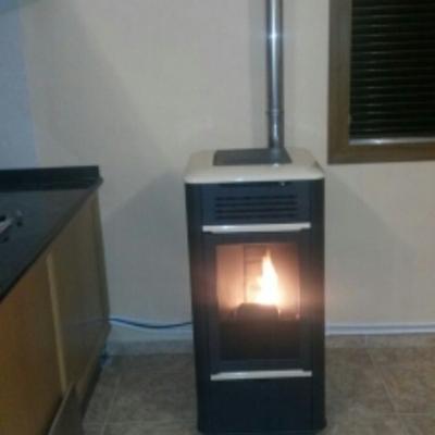calefaccion a pellets